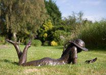 Garden Bronze Sculpture