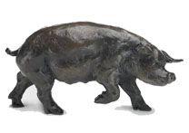 Farm Animal Bronze Sculptures
